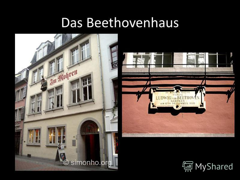 Das Beethovenhaus