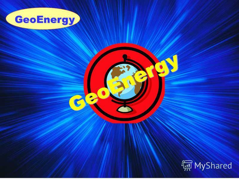 GeoEnergy GeoEnergy