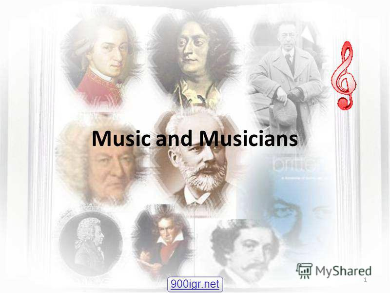Music and Musicians 1 900igr.net