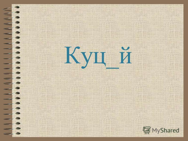 Куц_й