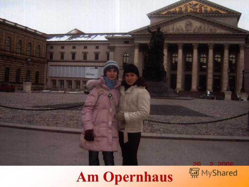 Am Opernhaus