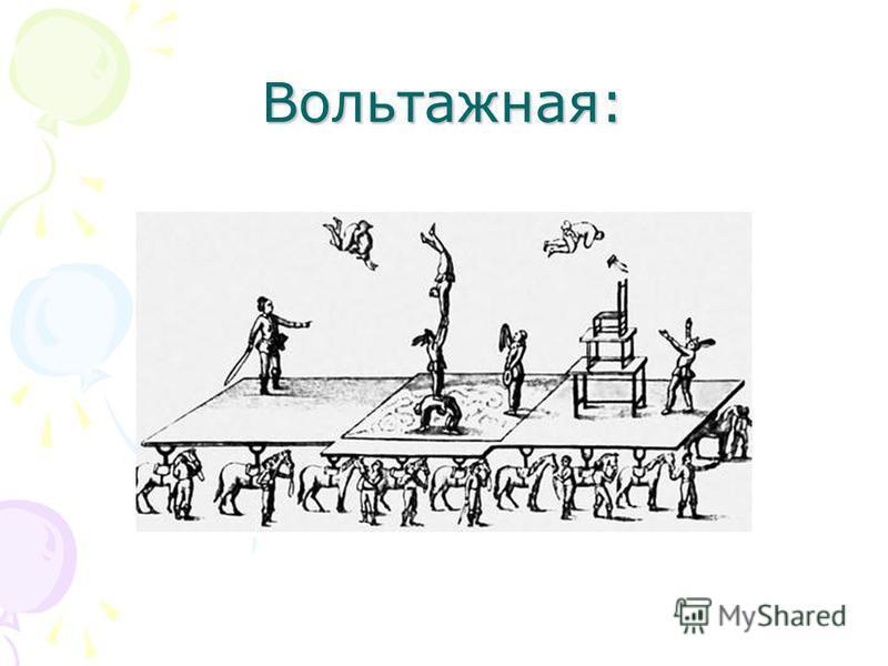 Вольтажная: