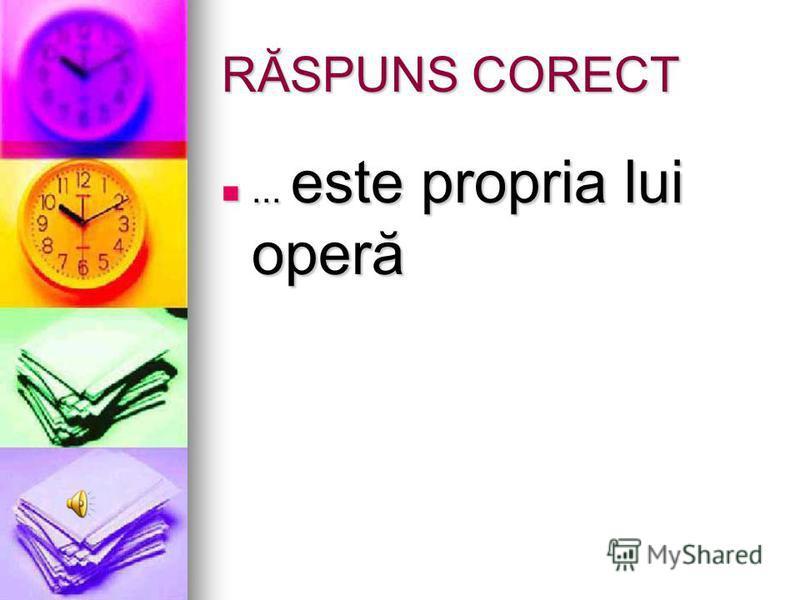 ITEMUL 1 Ce este opea lui Nichita Stănescu? Ce este opea lui Nichita Stănescu?