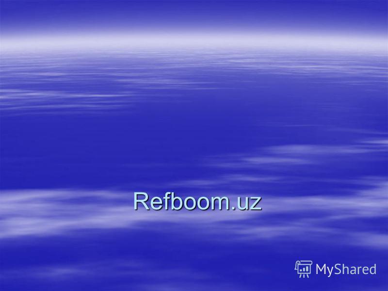 Refboom.uz