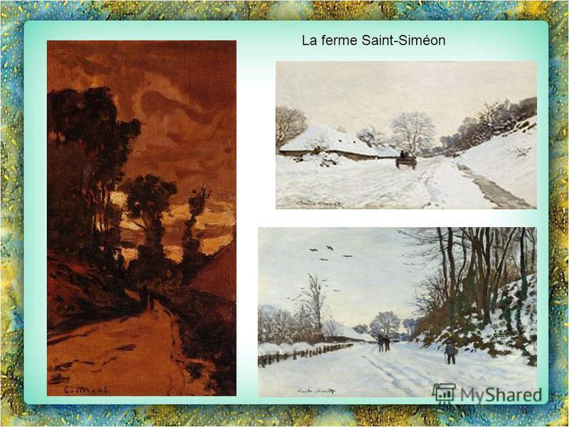 La ferme Saint-Siméon