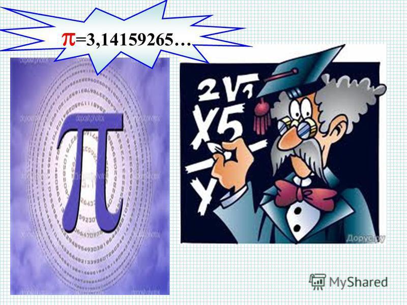 И кажется, что подобно тому как нет конца знакам числа, так нет конца и возможностям практического применения этого полезного, неуловимого числа. =3,14159265…