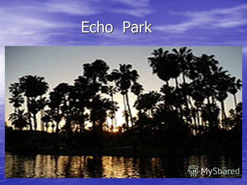 Echo Park Echo Park