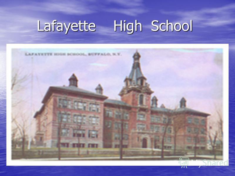 Lafayette High School Lafayette High School