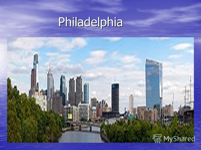 Philadelphia Philadelphia