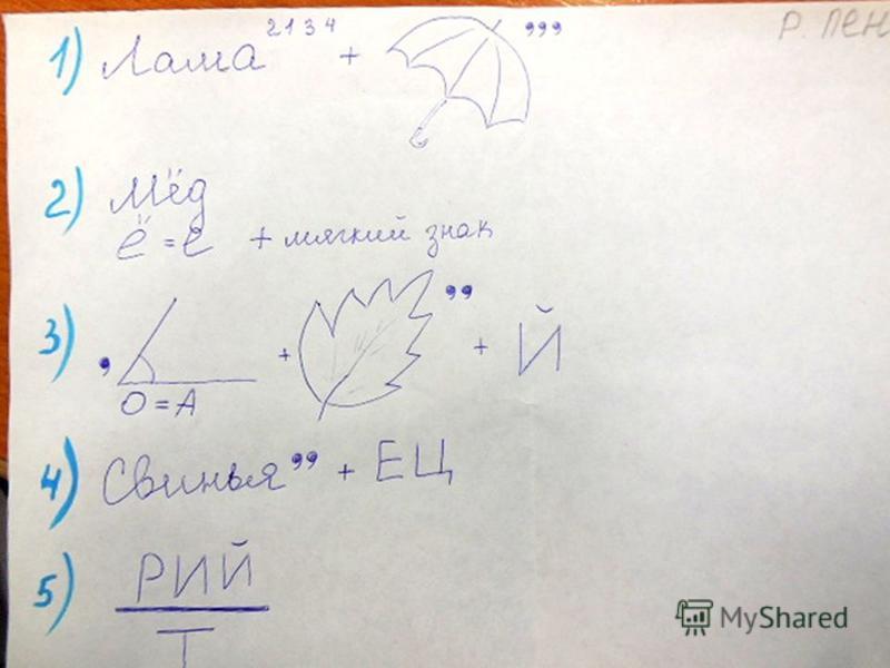 Оценка 5-7 баллов – «3» 8,9 баллов – «4» 10 баллов – «5»