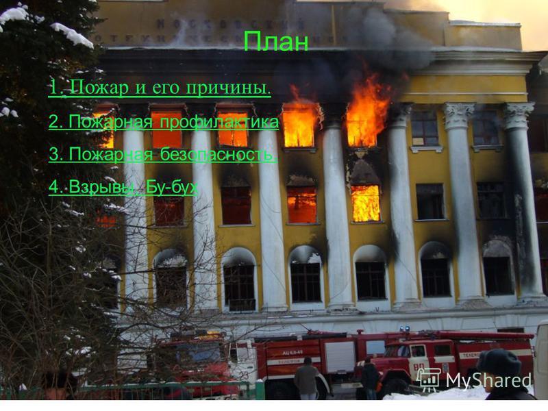 Пожарная безопасность. Выполнили: Елагин Роман Бугаев Николай Скопич Андрей