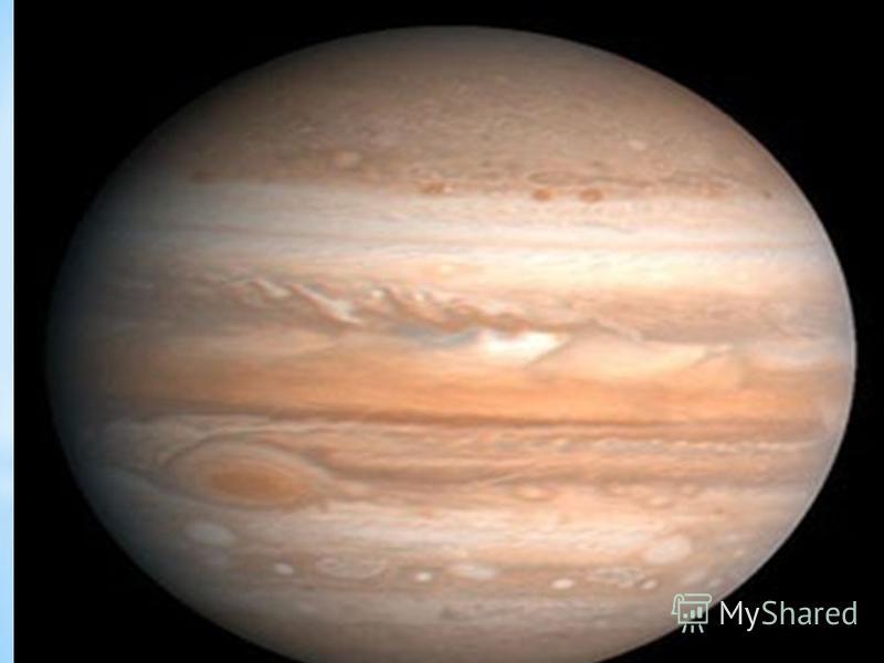 Такий закон обертання типовий для всіх газоподібних тіл,спостерігається і у Сонця.При цьому Юпітер,Сатурн та Уран і Нептун також досить чітко поділяються між собою на дві пари:Юпітер і Сатурн мають більші розміри,менші густини та менші періоди оберта
