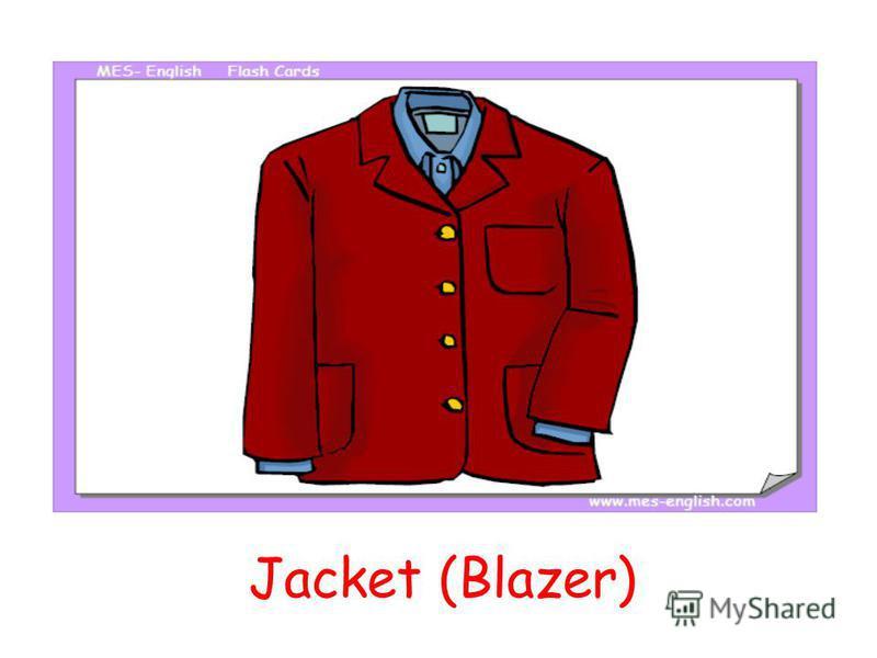 Jacket (Blazer)