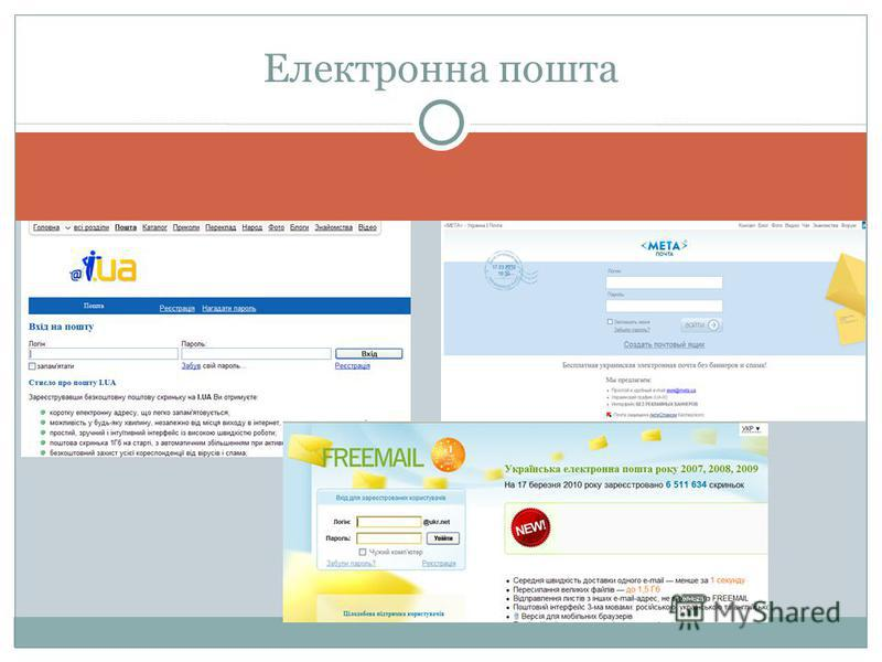 Електронна пошта