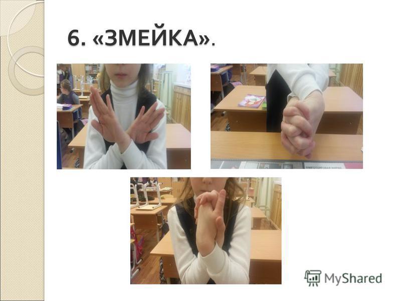 6. « ЗМЕЙКА ».