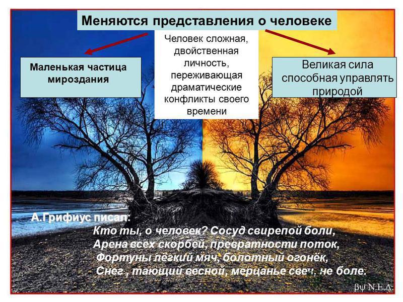 Презентация на тему xvii xviii века новое время период  3 Меняются представления
