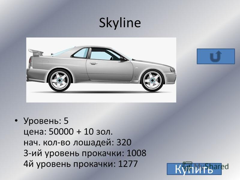 Nissan Skyline GT-R 280 SX