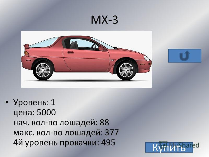 Mazda MX-3 3 MPS RX-8