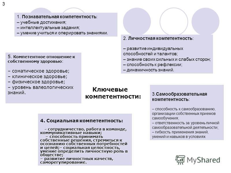 4. Социальная компетентность: – сотрудничество, работа в команде, коммуникативные навыки; – сотрудничество, работа в команде, коммуникативные навыки; – способность принимать собственные решения, стремиться к осознанию собственных потребностей и целей