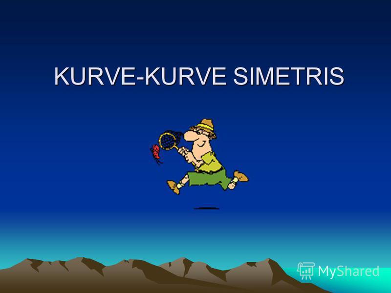 KURVE-KURVE SIMETRIS