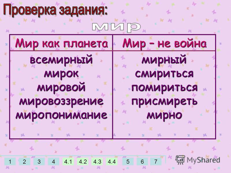 12344.14.24.34.4567 Работа за компьютерами На рабочем столе пользователя «Ученик 5А» в папке Русский язык откройте файл Морфемика 3-1.doc.На рабочем столе пользователя «Ученик 5А» в папке Русский язык откройте файл Морфемика 3-1.doc. Нарисуйте таблиц