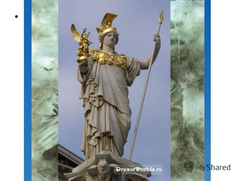Храм Аполлона Аполлон – сын Зевса, брат Артемиды, бог солнца, света и правды. Ему также подвластны музыка, поэзия врачевание. Он обладал даром предвидения и сделал Дельфы святилищем, в котором находился главный оракул Греции. Символ Аполлона – дерево