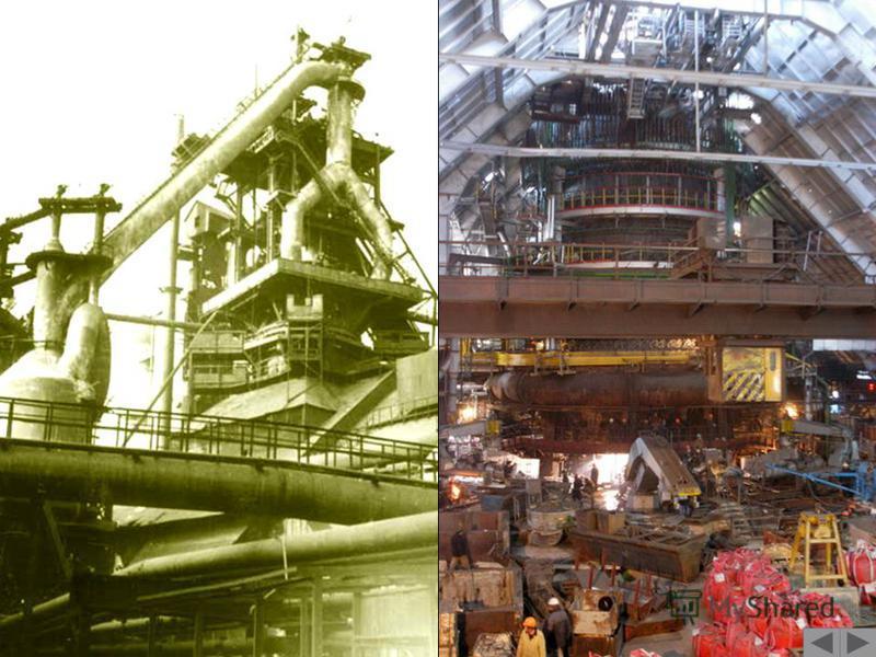 Найпоширенішою формою організації виробництва в чорній металургії є комбінати. Специфічні риси розміщення характерні для якісної металургії, а саме виробництво феросплавів ( сплави заліза з легованими металами ) та електросталей, які одержують як у д