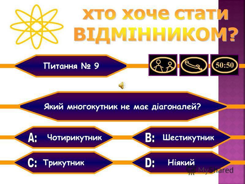 ДваОдин Скільки перпендикулярів можна провести до прямої з точки, яка не лежить на ній Питання 8