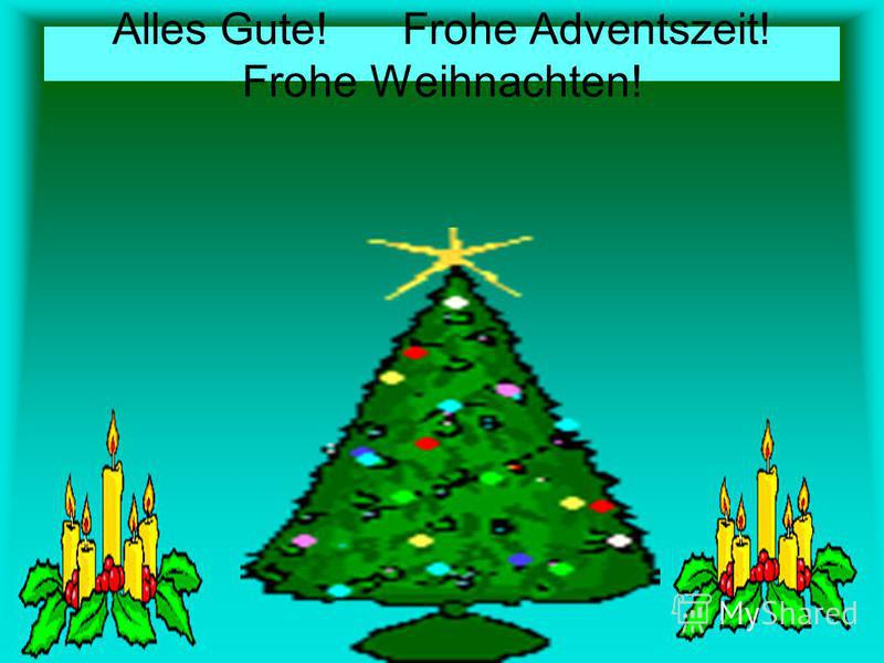 Der Adventskranz