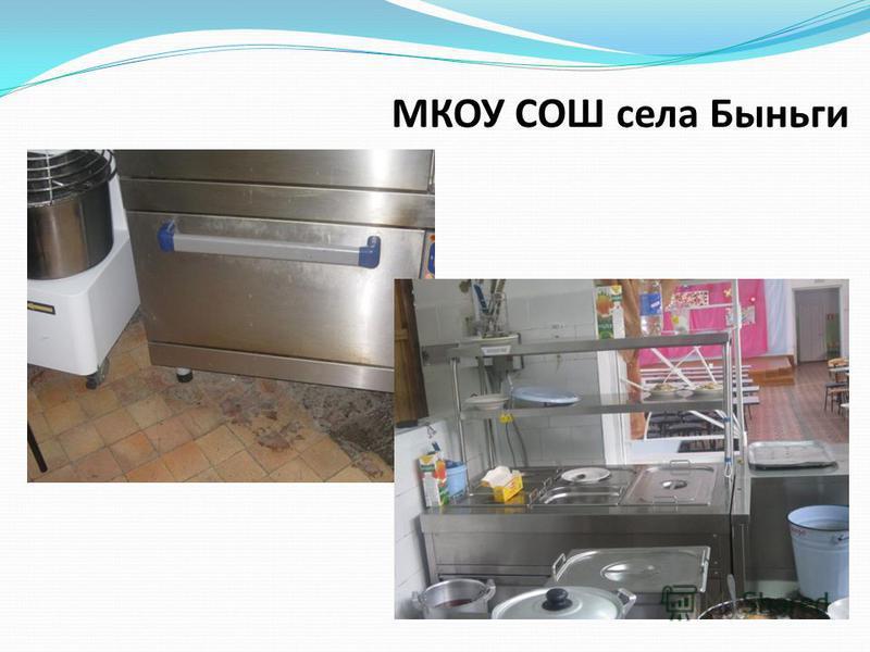 МКОУ СОШ села Быньги