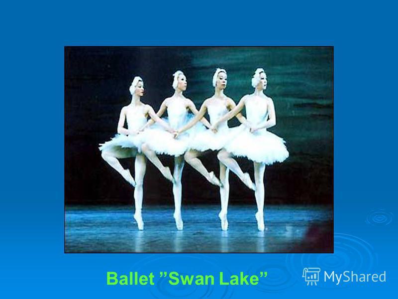 Ballet Swan Lake