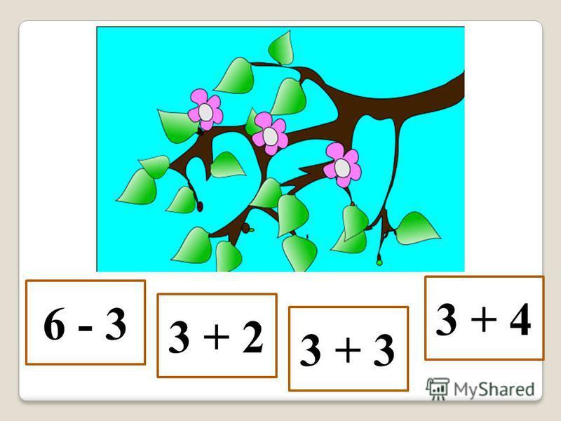 6 - 3 3 + 2 3 + 3 3 + 4