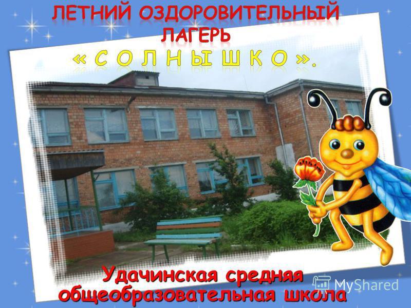 Удачинская средняя общеобразовательная школа