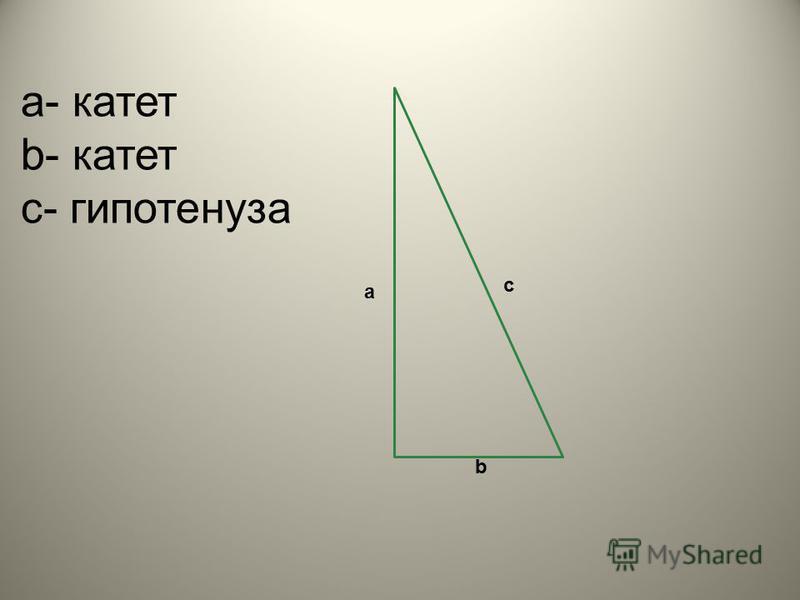 Конус Прямой конус получается вращением прямоугольного треугольника вокруг одного из катетов.