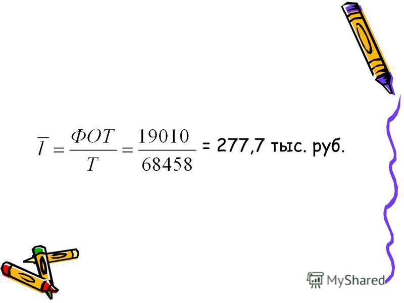= 277,7 тыс. руб.
