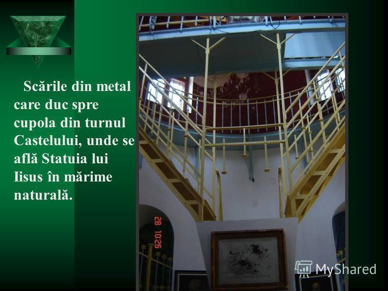 Institutor AURICA MARTIN Şcoala Andrei Şaguna Deva Camera cu cale (pictură pe perete), dedicată Iuliei Haşdeu