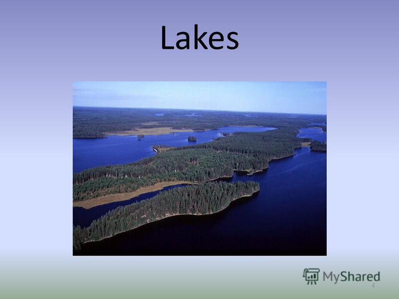 Lakes 4