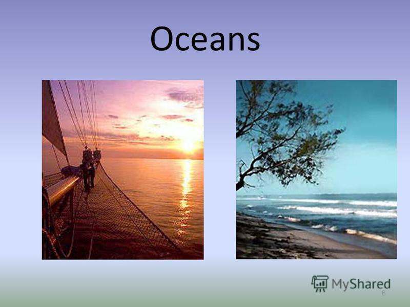 Oceans 6