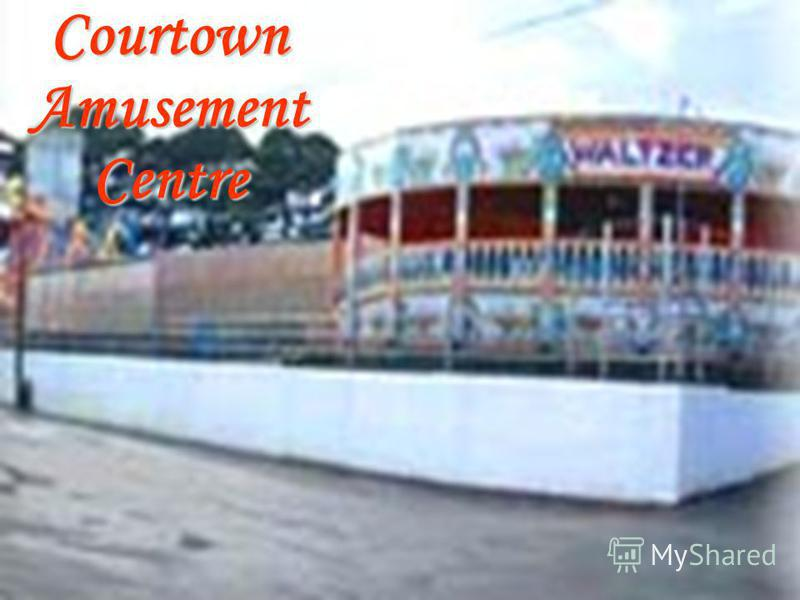 Courtown Amusement Centre