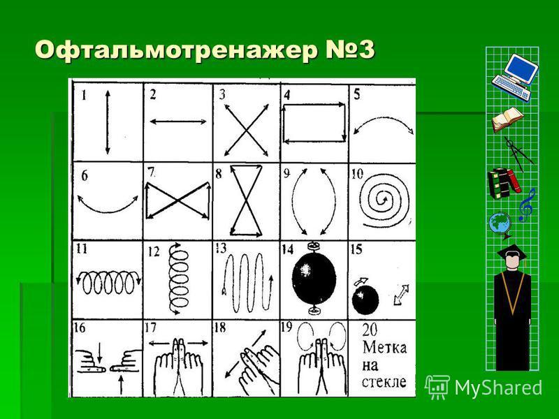 Офтальмотренажер 3