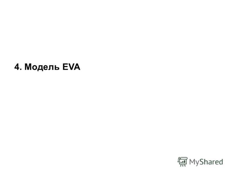 4. Модель EVA