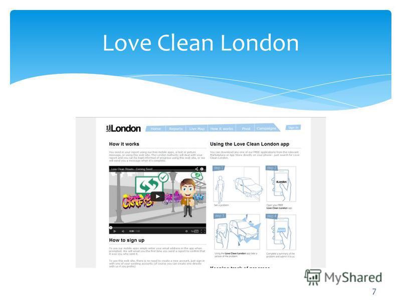 Love Clean London 7