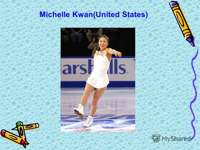 Michelle Kwan(United States)