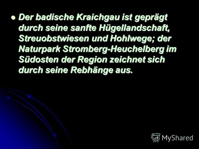 Kraichgau.
