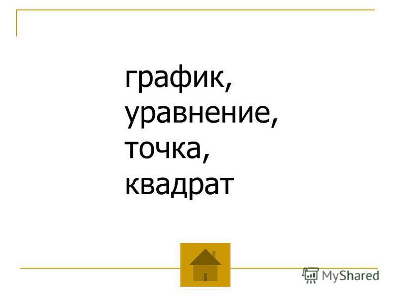 5. Решите анаграмму: переставьте буквы так, чтобы получился математический термин: РИГФАК; АВИНУРЕНЕ; КОЧТА; ВАРТАДК