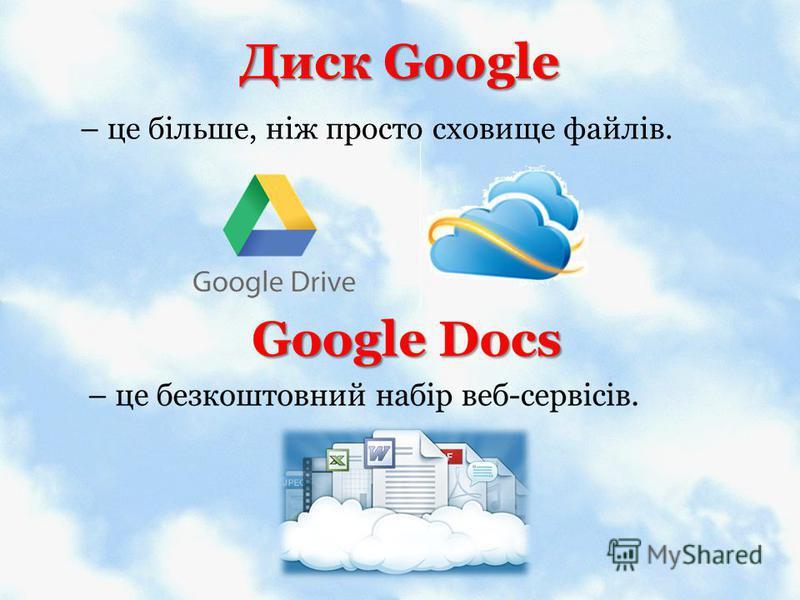 Диск Google – це більше, ніж просто сховище файлів.
