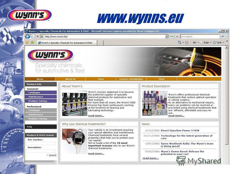 www.wynns.eu
