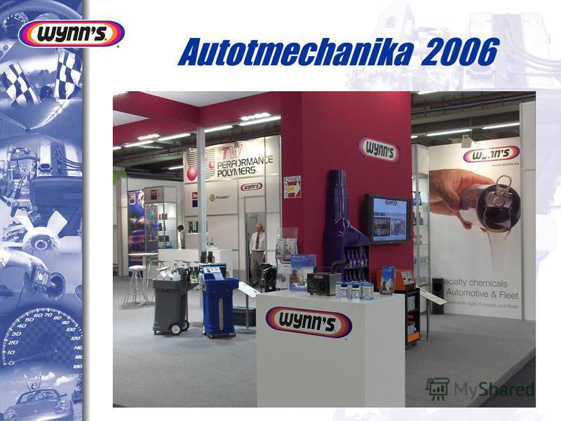 Autotmechanika 2006