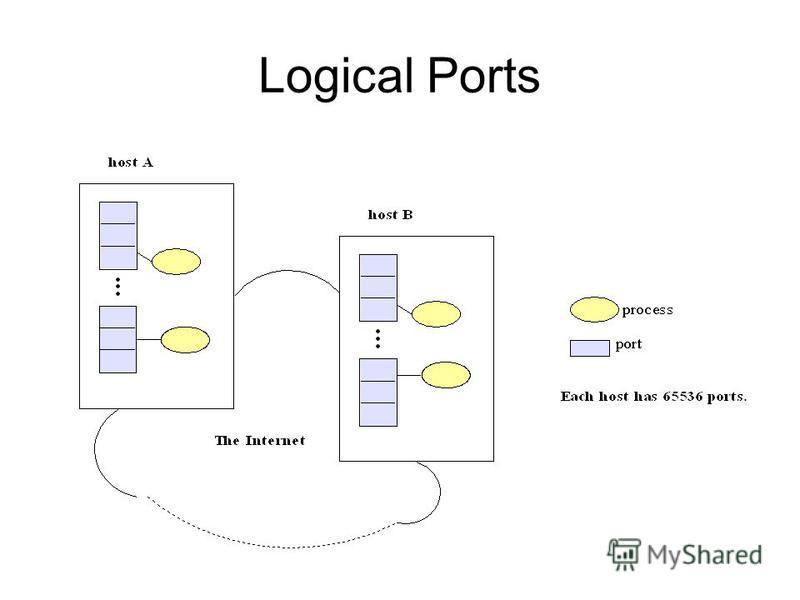 Logical Ports