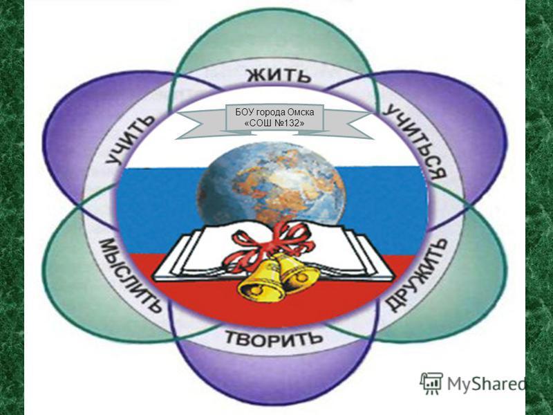 БОУ города Омска «СОШ 132»